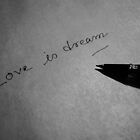 Dream Love.. by priyanjit