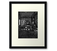 Old house Bodie California 2 Framed Print