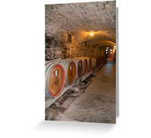 Sevenhill Cellars, Clare Valley, South Australia Greeting Card