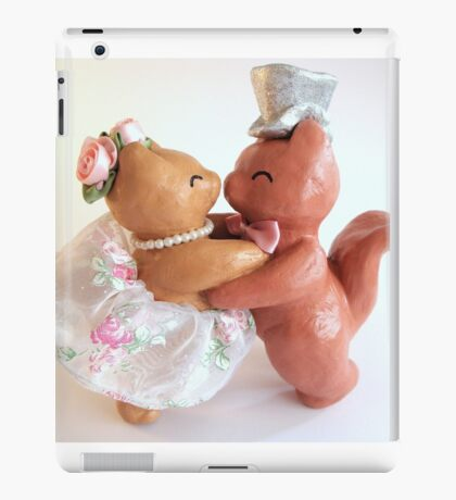Just married! iPad Case/Skin