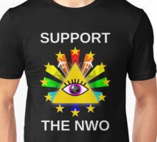 Support the NWO t-shirt Unisex T-Shirt