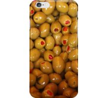 Olives iPhone case iPhone Case/Skin