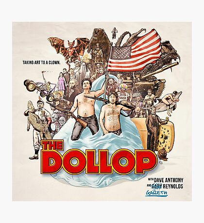 The Dollop Photographic Print