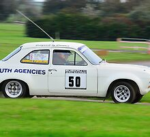 Regency Stages Ford Escort MK1 No 50 by Willie Jackson