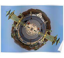 Place de la Concorde 360° Poster