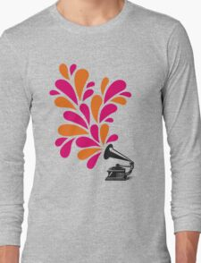 Groove is in the Art Long Sleeve T-Shirt