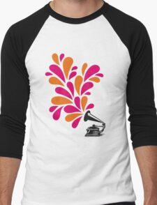 Groove is in the Art Men's Baseball ¾ T-Shirt