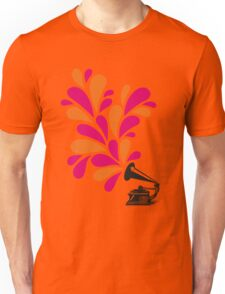 Groove is in the Art Unisex T-Shirt