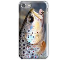 Blue Gill Brown iPhone case iPhone Case/Skin