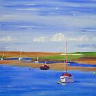 Estuary by TepeeArt