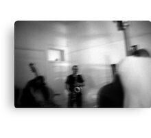 Rehearsal Canvas Print