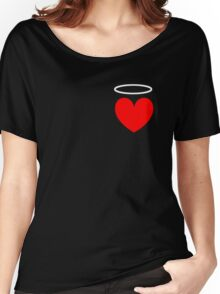 Haven's Heart Women's Relaxed Fit T-Shirt