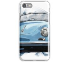 Porsche 356 Speedster iPhone Case/Skin