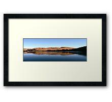 Ord River, Western Australia. Framed Print