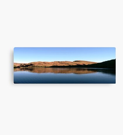 Ord River, Western Australia. Canvas Print
