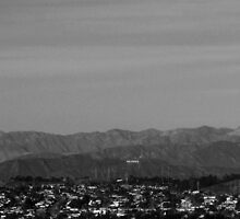 Hollywood Sign by berndt2