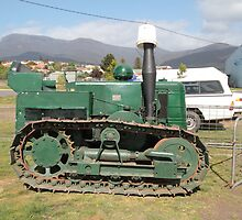 Hobart Show Vintage Equipment No 1- Canendar 2012 by PaulWJewell