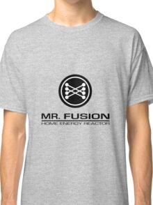 Mr. Fusion Home Energy Reactor Classic T-Shirt