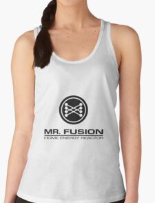 Mr. Fusion Home Energy Reactor Women's Tank Top