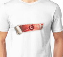 Ripped Skin Super Beats Logo!!  Unisex T-Shirt