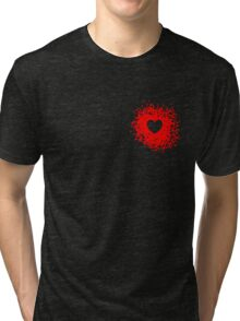 The Heart With-In Tri-blend T-Shirt