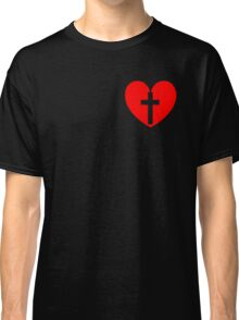 Christian Heart Classic T-Shirt