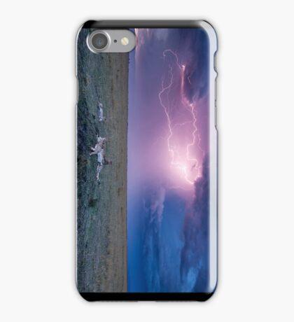 Leopard Lightning iPhone Case/Skin