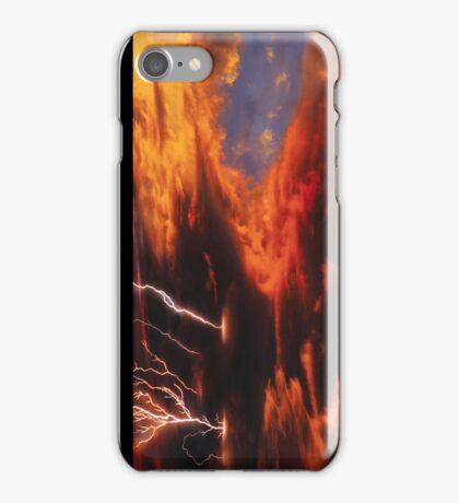 Stormy Skies iPhone Case/Skin