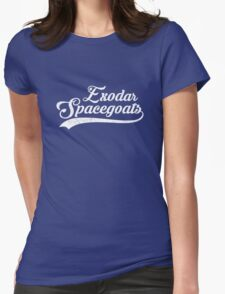 Exodar Spacegoats Sports Womens Fitted T-Shirt