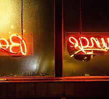 Bar & Lounge by Ian  Pearce