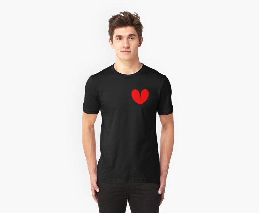 Broken Heart by Kingofgraphics