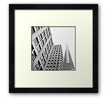 Merchant Street Framed Print