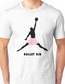 Ballet Air Street Art Unisex T-Shirt