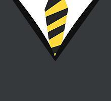 Hufflepuff Uniform by mininsomniac