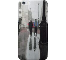 Reflections on The Mall iPhone Case/Skin