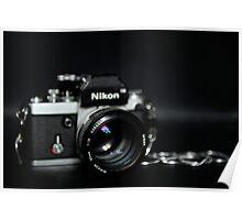 Nikon F2s Poster