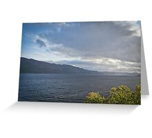 The Scottish Highlands No.14 - Loch Ness Greeting Card