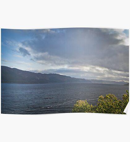 The Scottish Highlands No.14 - Loch Ness Poster