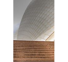 Sydney Opera House Abstract Photographic Print