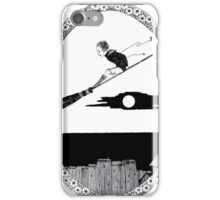 Henry Clarke Illustration for If I Had a Broomstick in The Years at the Spring iPhone Case/Skin