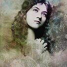 Portrait of Maud by viennablue