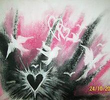 Love Birds by Decembersend