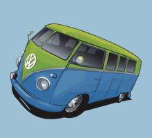 Volkswagen Camper by stabilitees