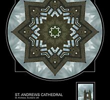 ST. ANDREWS CATHEDRAL, ST. ANDREWS, SCOTLAND by PhotoIMAGINED