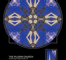 THE PILGRIM CHURCH, SOUTHBOROUGH MA. by PhotoIMAGINED