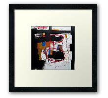 The Evolution of Ordinary Things Framed Print