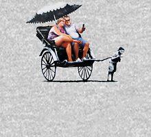 Banksy - Rickshaw Unisex T-Shirt