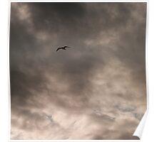 Flight into Darkness Poster