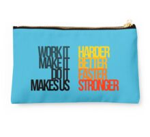 Daft Punk - Harder Better Faster Stronger Studio Pouch