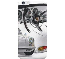 Porsche 356 BT6 Carrera iPhone Case/Skin